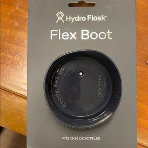 Brand new hydroflask flex boot (small 12-24 oz)